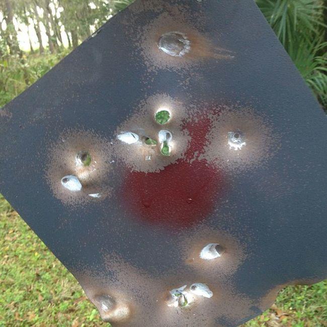 Range Rangeday Guns Shooting target