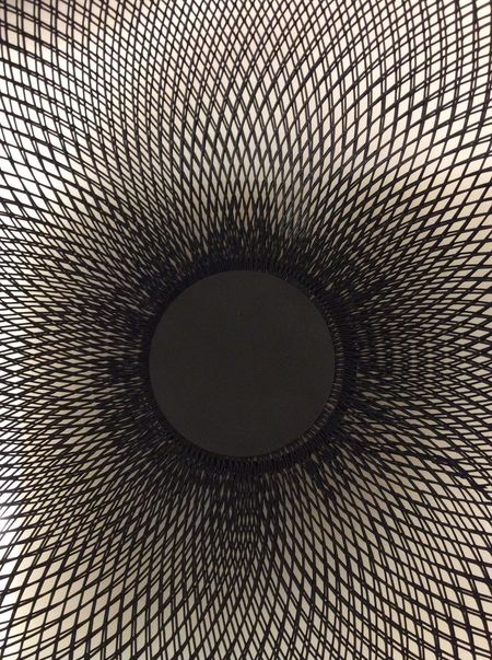 Black wire mesh basket Fruit Bowl No People Close-up Indoors  Day I Pad Photography I Pad Mini Jan 2017 Art And Craft Sunnylands Craft Store USA Concentric Pattern Abstract EyeEm Best Shots