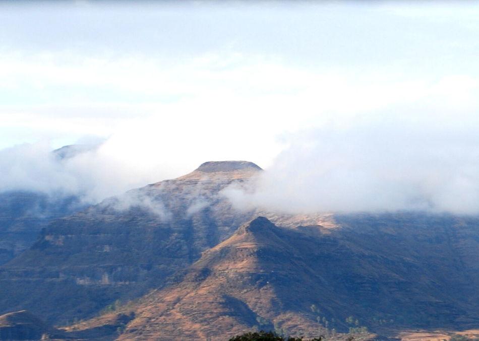 Mountain Fog Cloud - Sky Sunlight Outdoors Travel Destinations Nature Beauty In Nature First Eyeem Photo