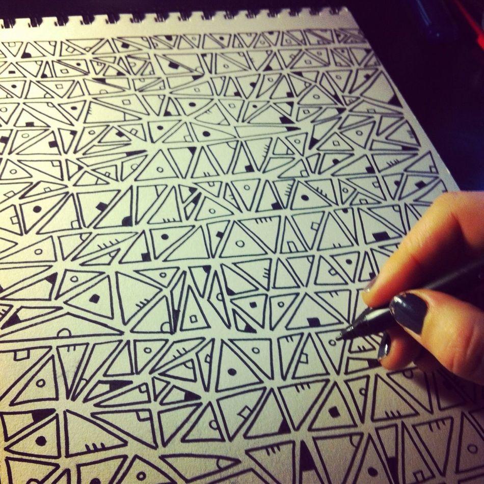 Doodling. #diariodeunaparada