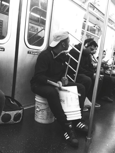 NYC Subway NYC Street Photography Nycstreet Musician