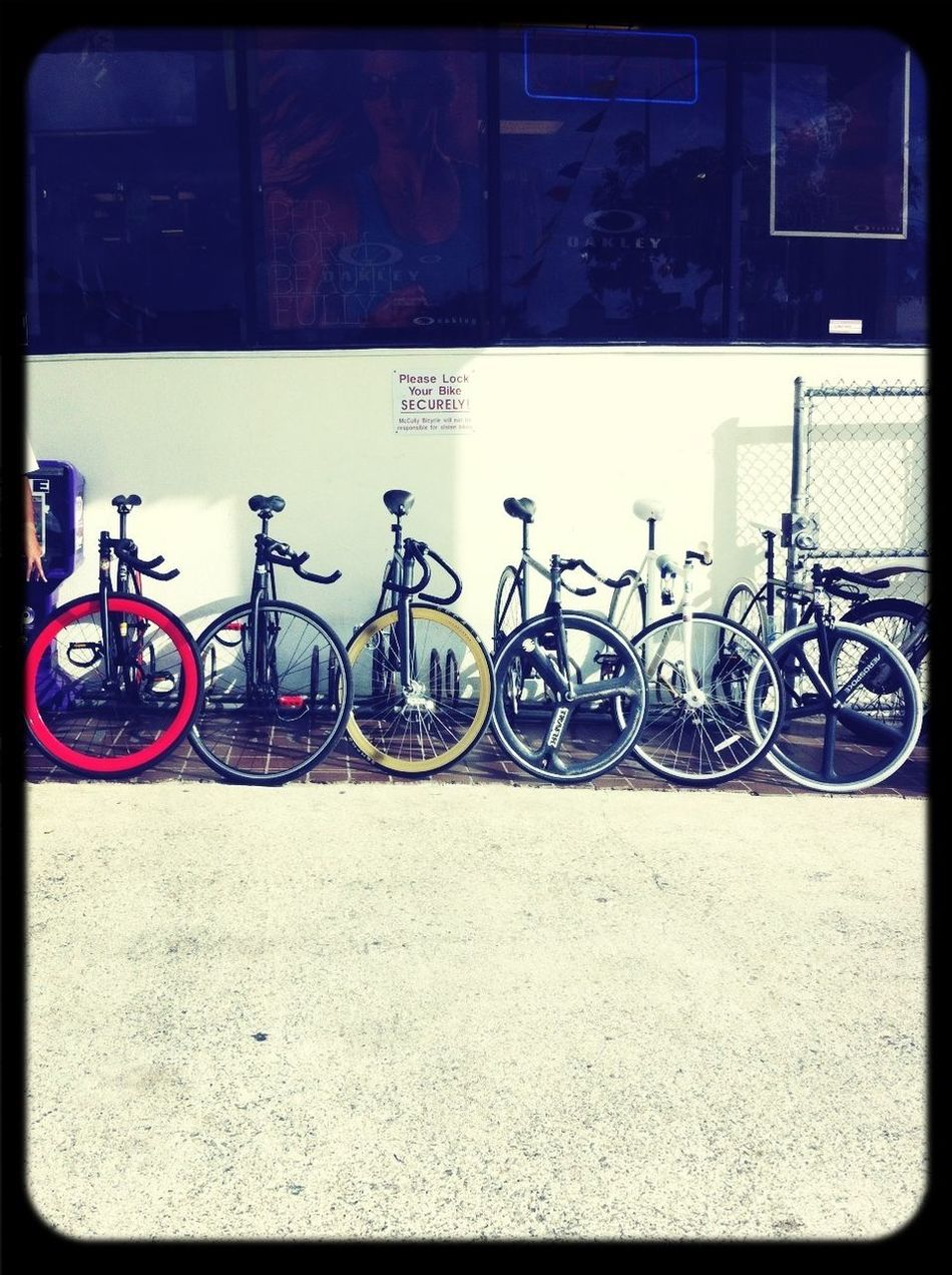 Fixie Cruise:) #with #StrictlyFixs #andMore