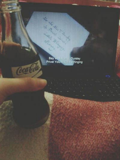 happy new year Harrypotter Lastdayofyear Cocacola
