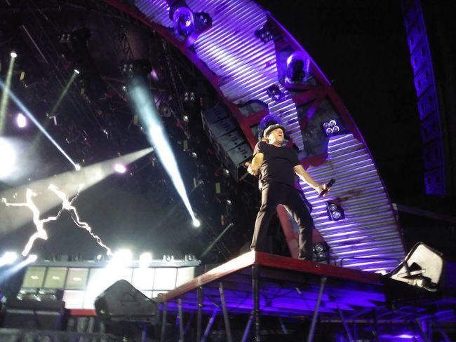 Brian Johnson AC/DC Live Music Wellington Nz Concert Photography