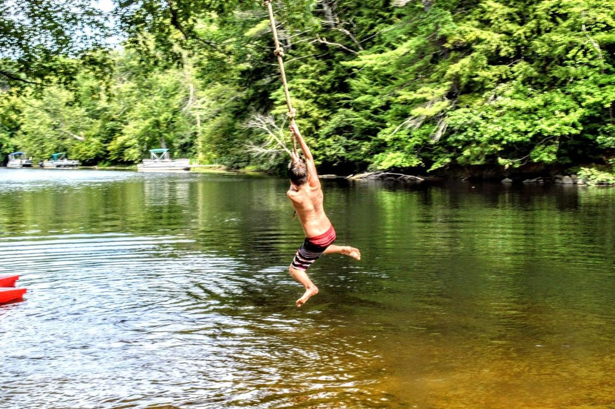 Rope Swing River Swimming Childhoodunplugged Water Day Outdoors Tree Lake Nature Fun Vitality Upside Down Real People One Person Motion Men Full Length Swimming One Man Only Adult People Adults Only The Week On EyeEm Mix Yourself A Good Time Kids Of EyeEm Connected By Travel