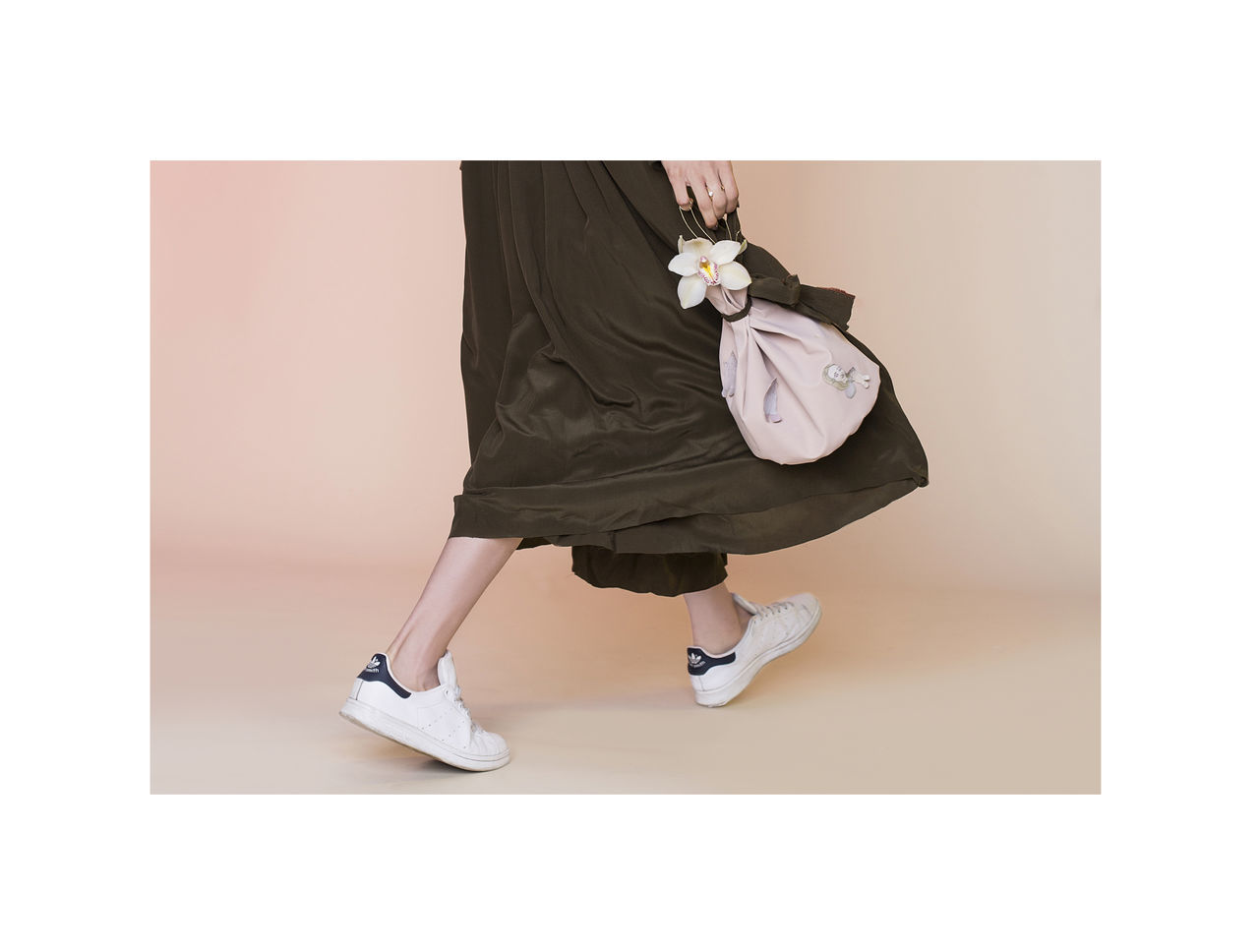 Accessories Action Adidas Adidasoriginals Amazing Bag Dress Fashion Fashion&love&beauty Full Length Girl Human Body Part Indoors  One Person People Photoshoot Picoftheday Pink Studio Walk White Background Wind