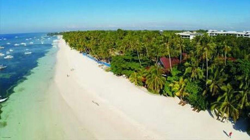 It's more fun in the PHILIPPINES!!😍 Scenics Sea Bohol Philippines Panglao Beach