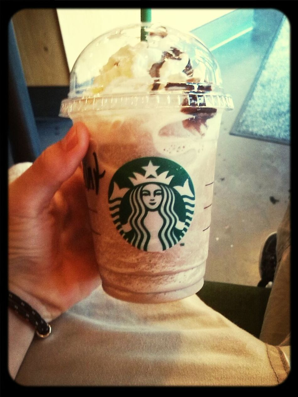 Groenplaats Starbucks Frappuccino Delicious Starbucks Yummy :3