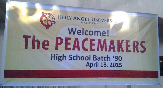 Peacemakers.... Enjoying Life
