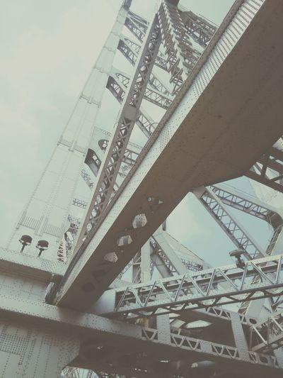 Kolkatacity Kolkatascape Hawrah_bridge Fab_metal Metal Structure Bridge - Man Made Structure Bridgesaroundtheworld Bridge Railing