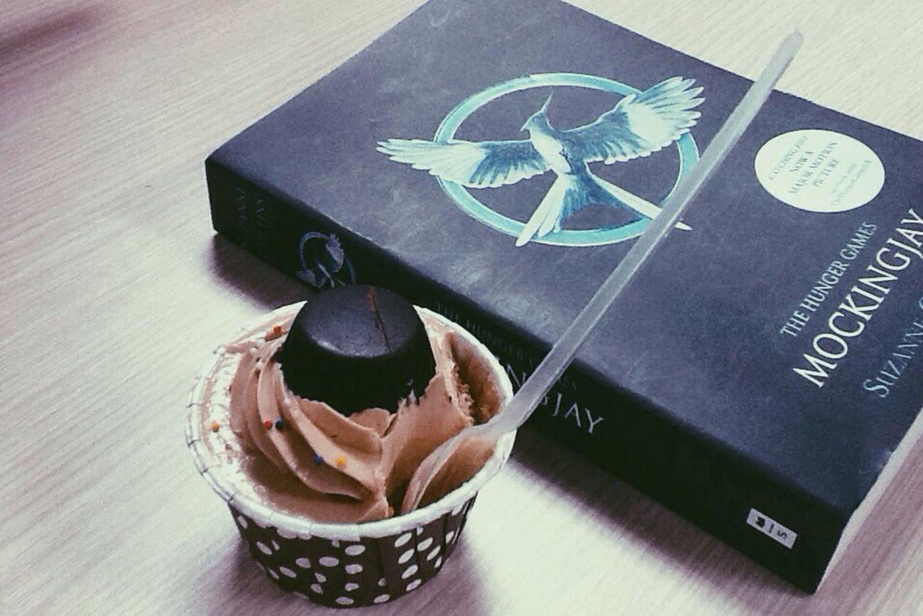 Thehungergames Cupcakes VSCO Vscocam