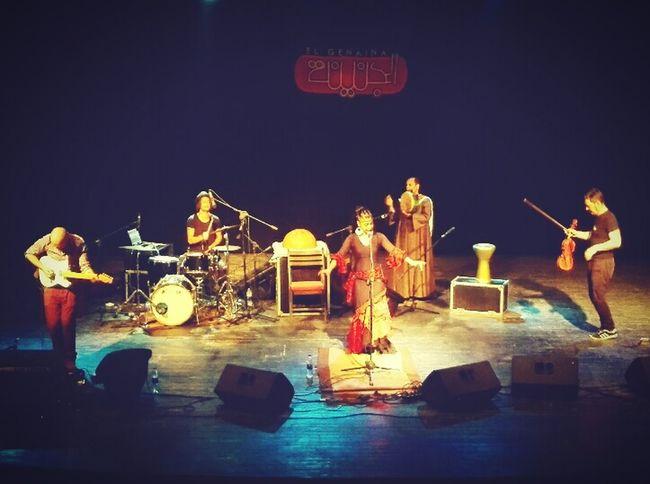 Orange Blossom Band Music Electronic Folk World Oriental Night
