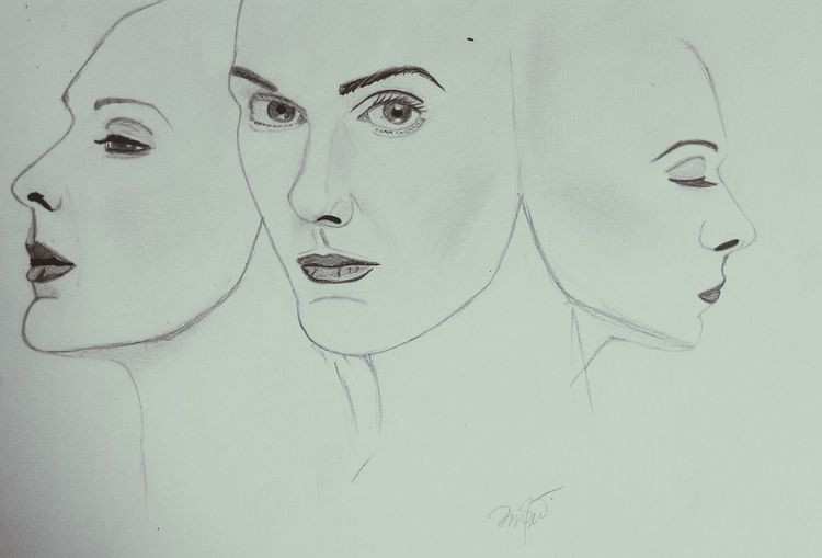 Sketch of Celine Dion by me Sketching Art Drawing Art Drawing