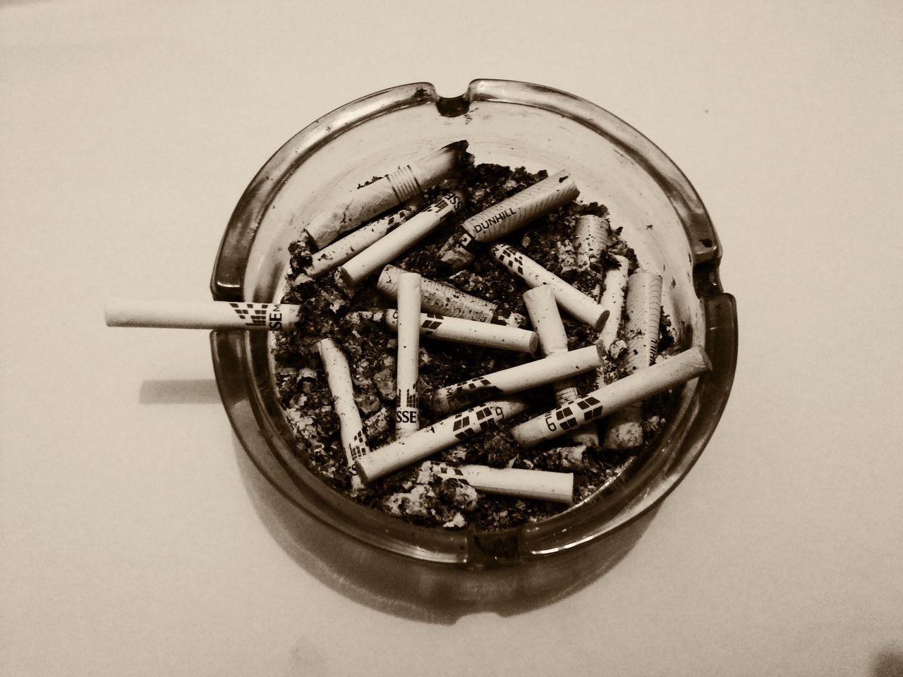 Smoke Smoking Smoke Time Ashtray  Warning Sign Smokers