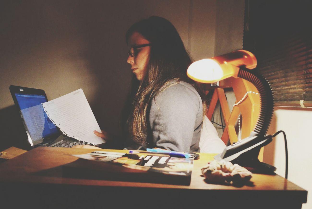 Studying Study Time Psicología Psicopatología
