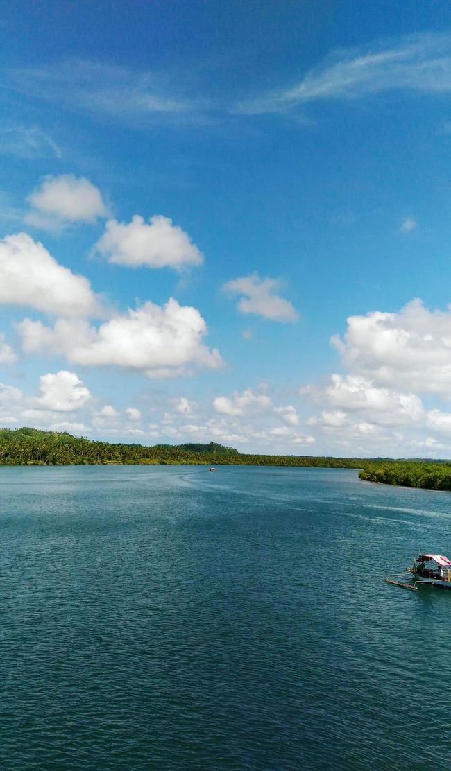 Peaceful View The Beauty Of Nature Island Enjoyingtheview Boat Ride Fun Experience