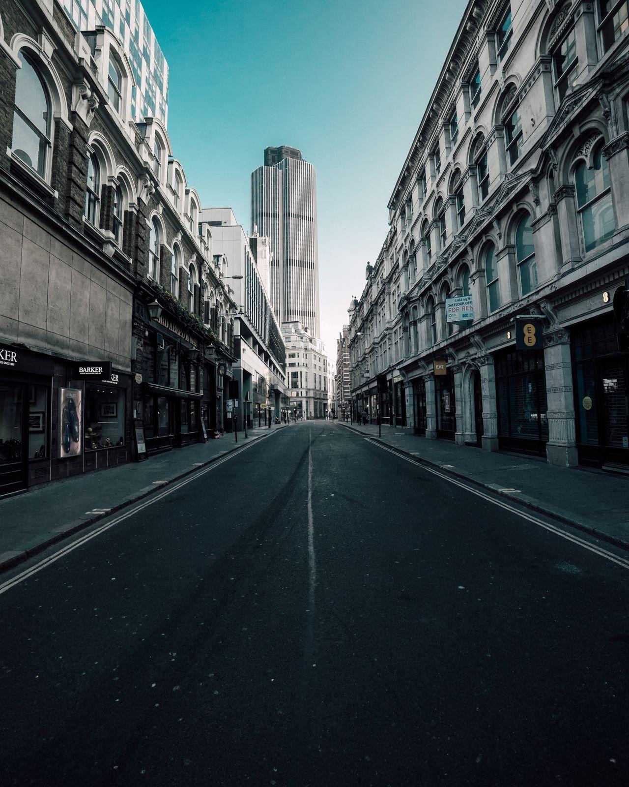 Empty streets Architecture No People Cityscape The Architect - 2017 EyeEm Awards The Street Photographer - 2017 EyeEm Awards EyeEm Best Shots Built Structure