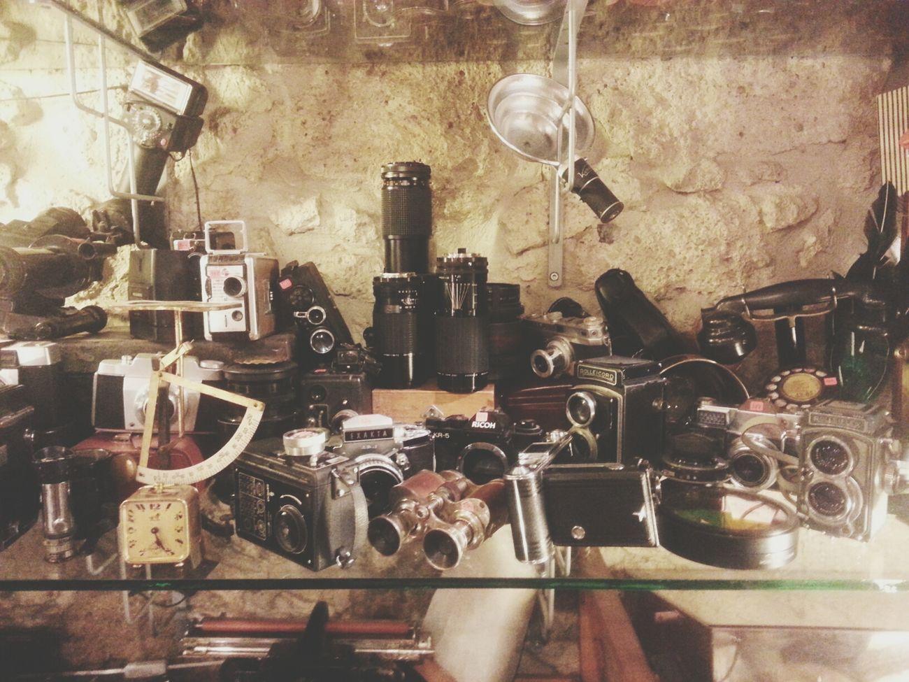 Old Machines Photgrapher Vintage