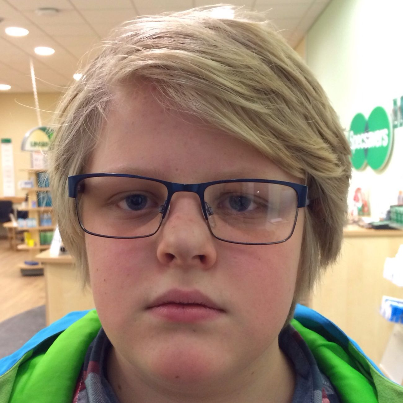 I'm gonna get glasses in a couple of weeks. What do you guys think?