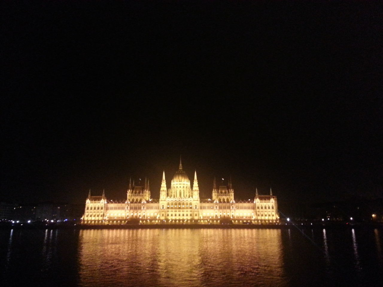 Architecture Budapest Building Exterior City History Old Town Parlament Parlament Budapest Budapeste Hungary Hungria Gold