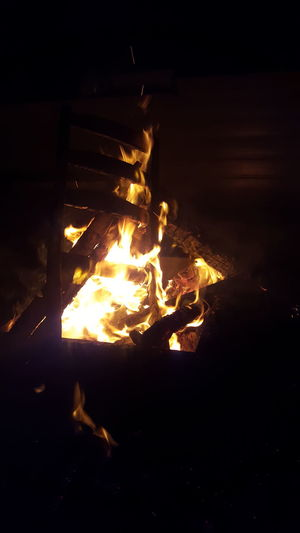 Flame Burning Heat - Temperature Motion Night Dark Campfire No Filter, No Edit, Just Photography Open Edit Happiness No Effects No Filters Needed No Filter Of Effect Needed Calm Bright