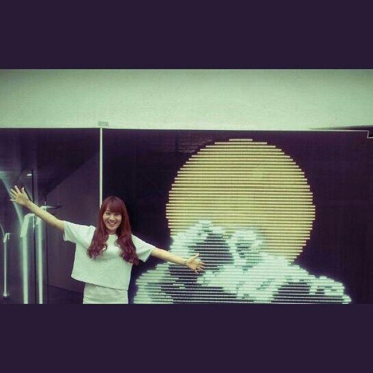 2014. 6. 7. 기분 좋은 날, 단발머리 소녀가 된 현정씨와 함께한 트로이카전♥ 트로이카 대림미술관
