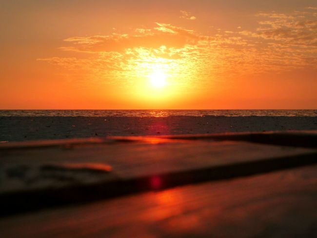 Sunset Fort Meyers Beach