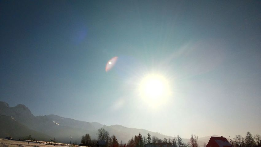 Mountains Mountain View Sunlight Snow ❄ Snowing Skiing Snowboarding Holiday♡ Winter Holiday