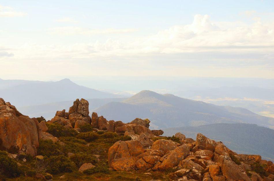Beautiful Tassie Tasmaina Mountains First Eyeem Photo