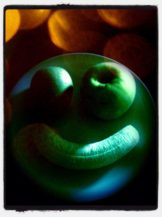 I See Faces Fruits Fruit Face