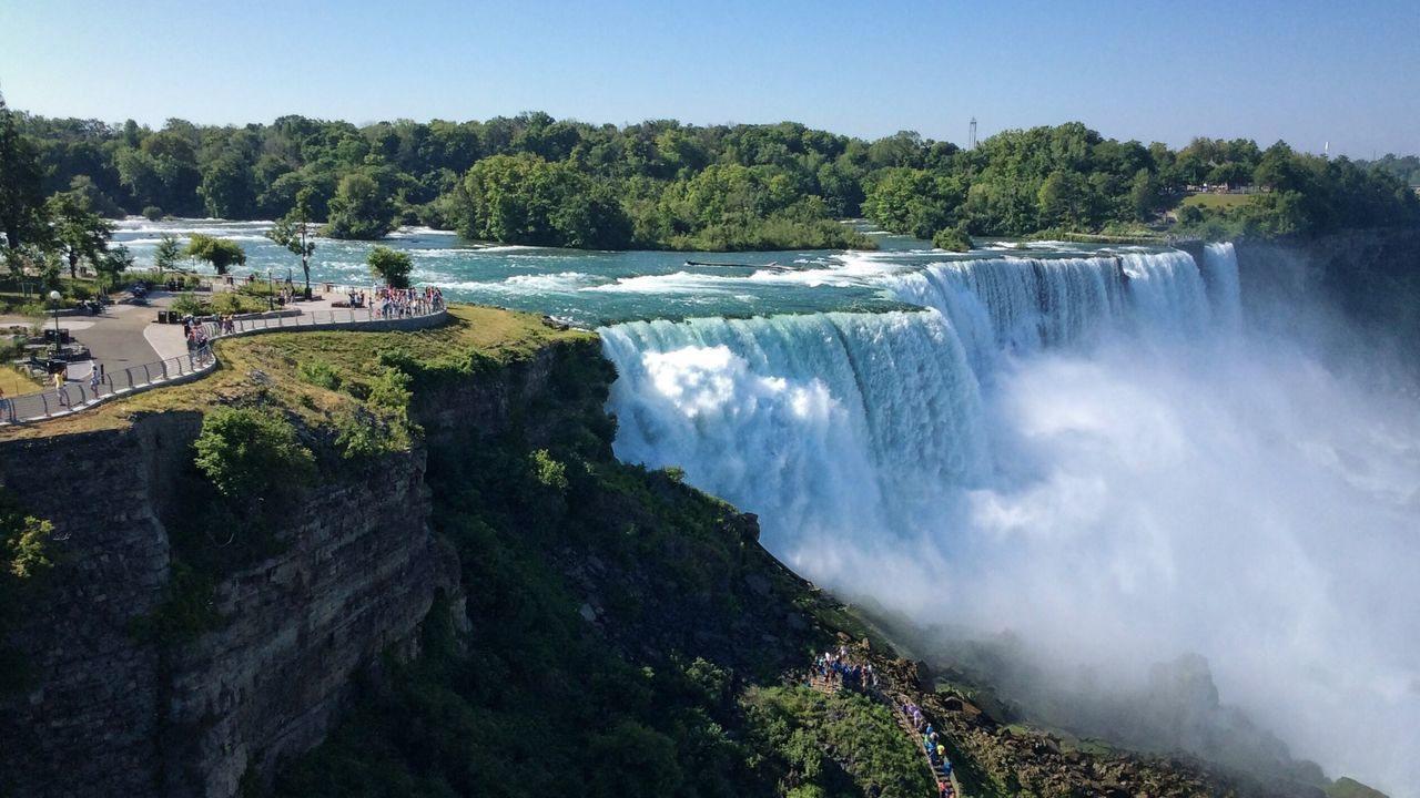 Beautiful stock photos of niagara falls,  Beauty In Nature,  Day,  Green Color,  Growth