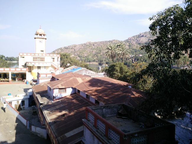 Mount Abu Rajasthan, India Great View Natural Beauty Relaxing NakkiLake PhonePhotography Clear Sky Nature_perfection Hill Station Blue Sky Mountains Mountains And Sky Nature Lover Landscape With Whitewall