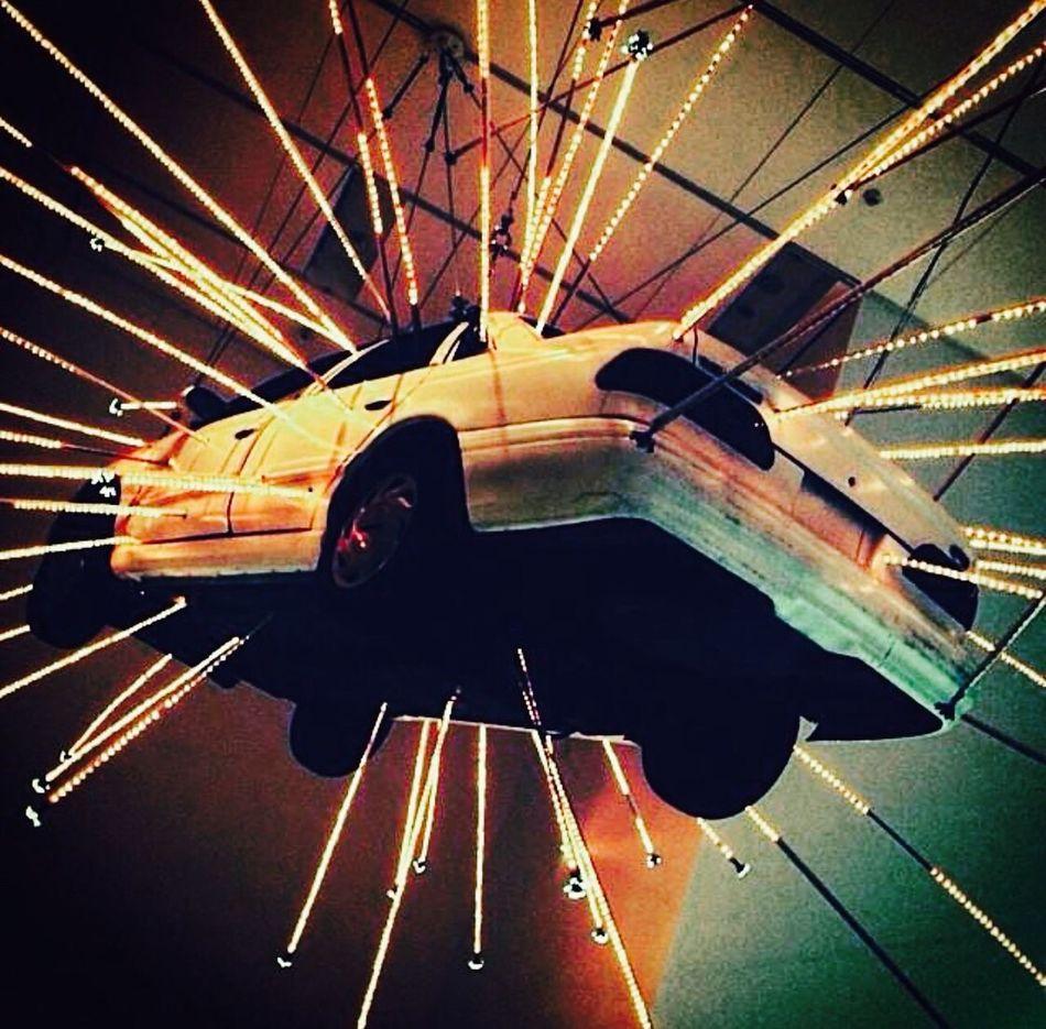 Hanging Out Washington SeattleGamble Art Car Lights Sam Hung Up Ford Taurus Ford Light Show Art Cars Art Lover Art Love
