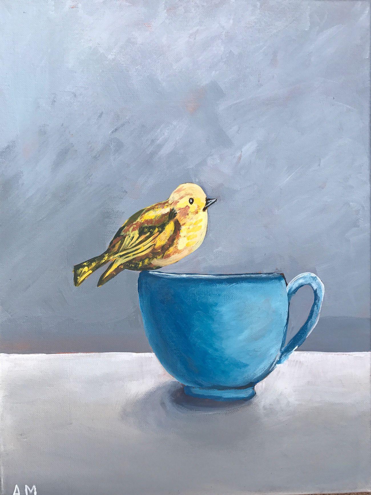 Saturday Painting