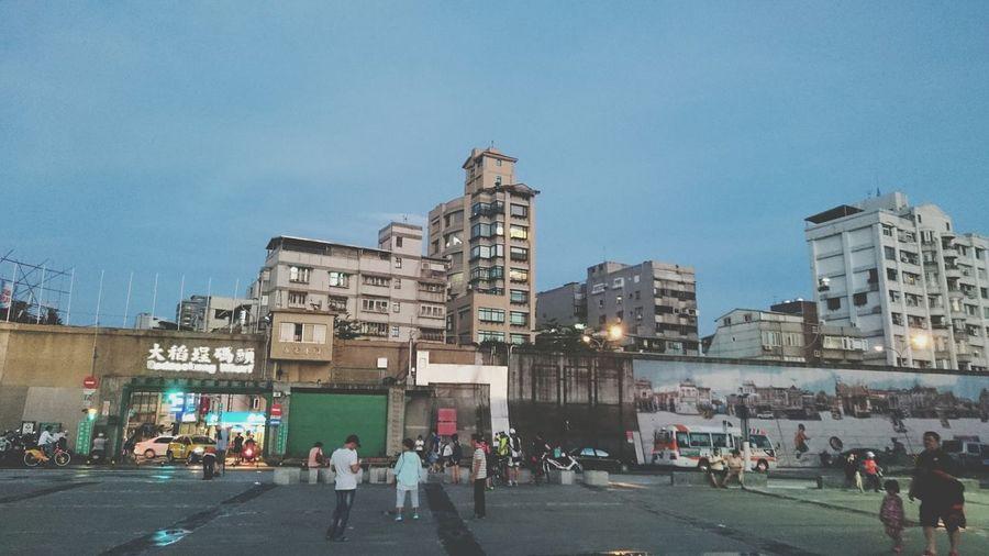 大稻程 台北 大稻埕碼頭