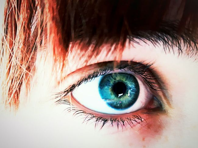 Human Eye Eyesight Close-up One Person Eyelash Eyeball Human Body Part Real People Iris - Eye Sensory Perception Full Frame People Eyebrow One Young Woman Only Young Adult Adults Only Backgrounds Adult Outdoors Day Blue Eyes Dramatic Eye