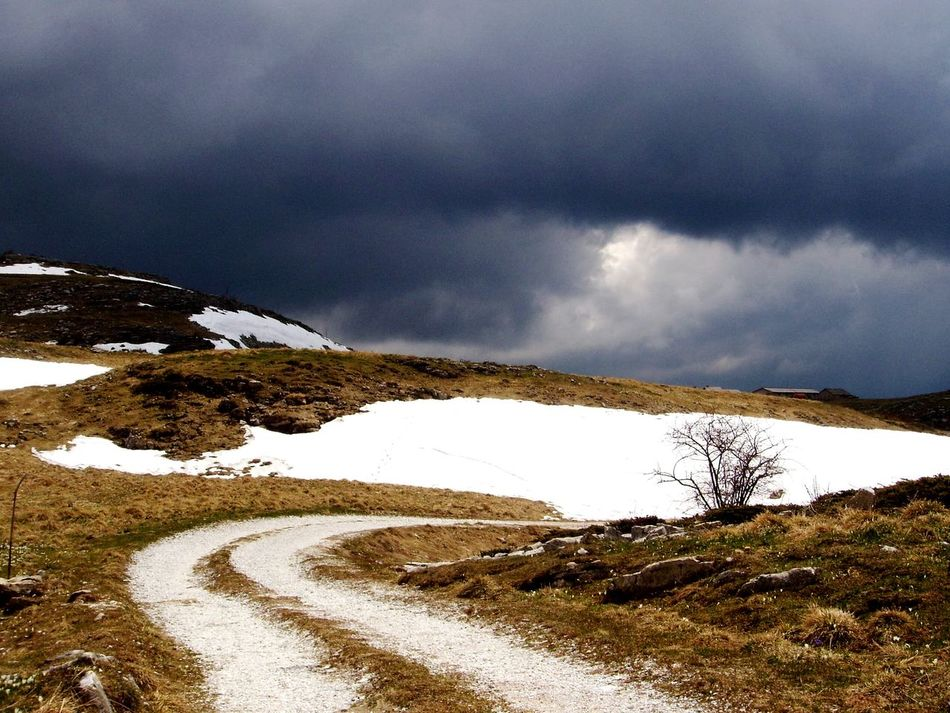 Changing Weather A Walk On The Hills Landscape_photography Bending Roads Landscapes With WhiteWall
