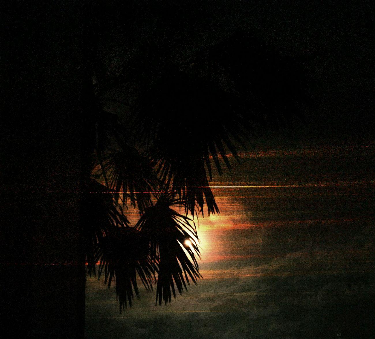 Night Lights Moonlight INDONESIA The Traveler - 2015 EyeEm Awards