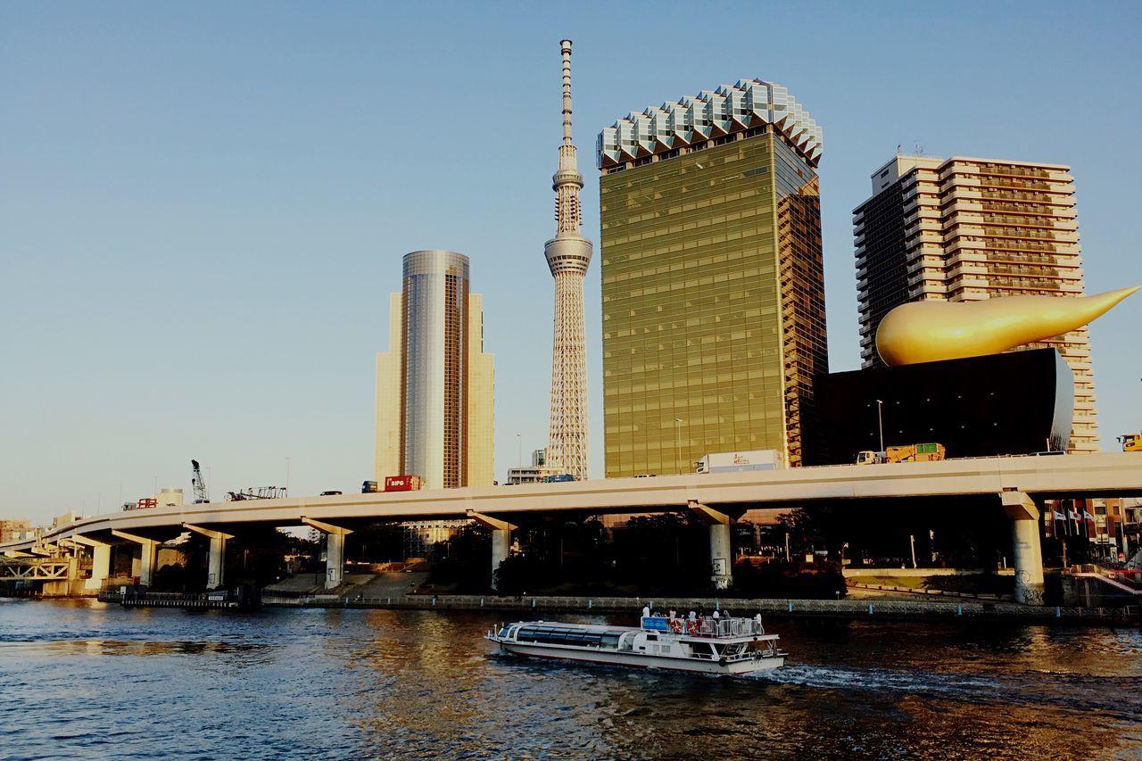 浅草に行ってきました Built Structure City Dramatic Sky Clear Sky Sky Tokyo Asakusa 浅草 Building Exterior Skytree スカイツリー