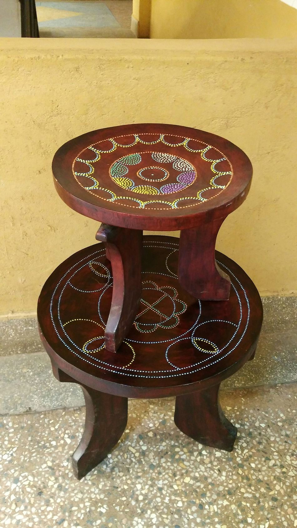 """Njung'wa"", a kikuyu name for the chairs sat on by a young couple during the traditional Kikuyu wedding. Traditional Costume Traditional Building Traditional Dress In My Country Traditional Culture Chair Traditional Traditionalart Traditional Marrige Customs"