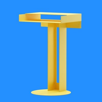 Berlin Yellow Sidetable Newtendency