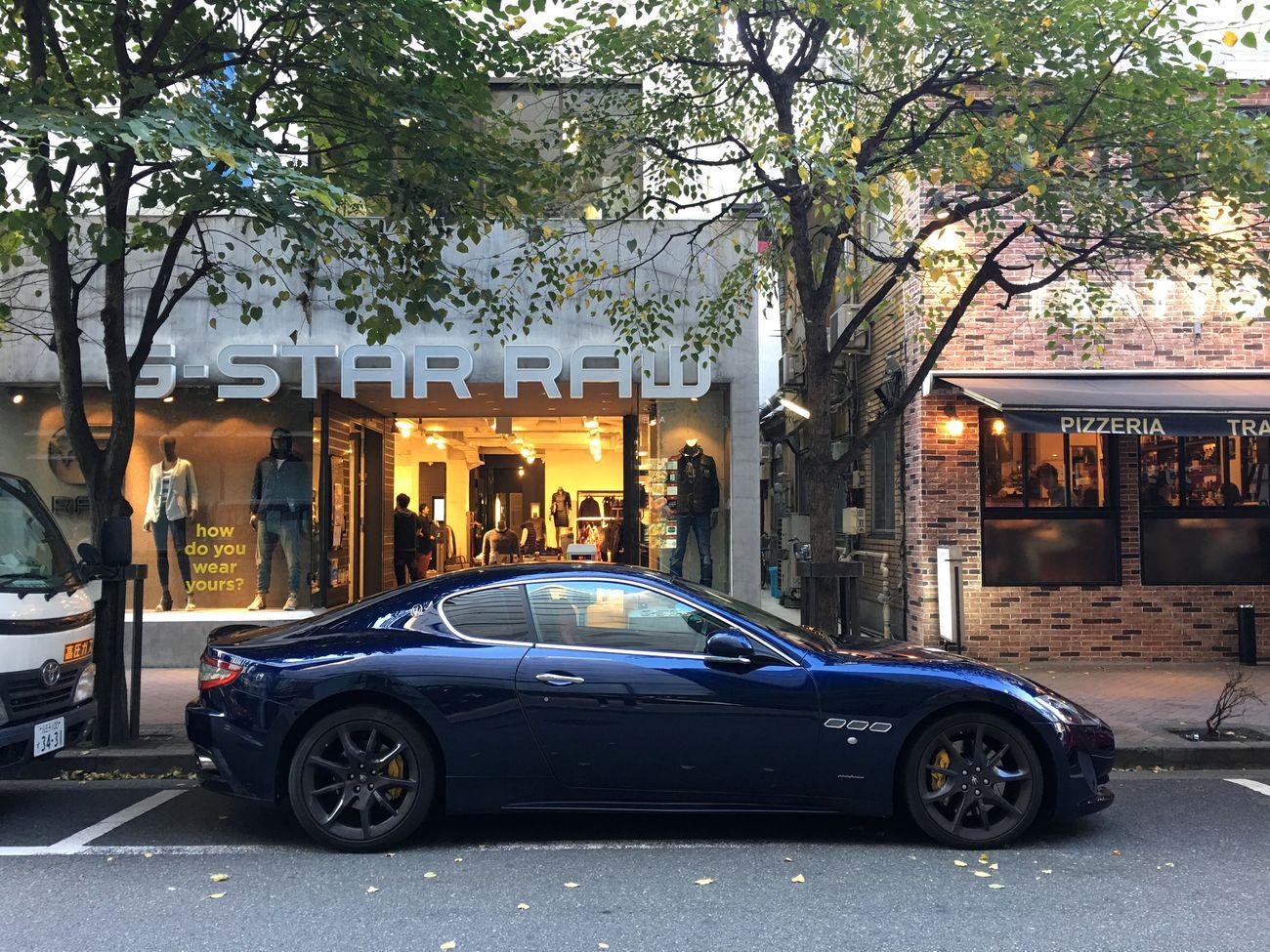 Maserati MASERATI Car