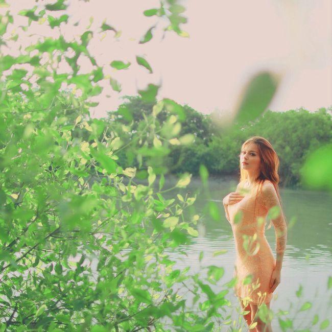 Sandra II Model Pretty Asian Girl Surabaya