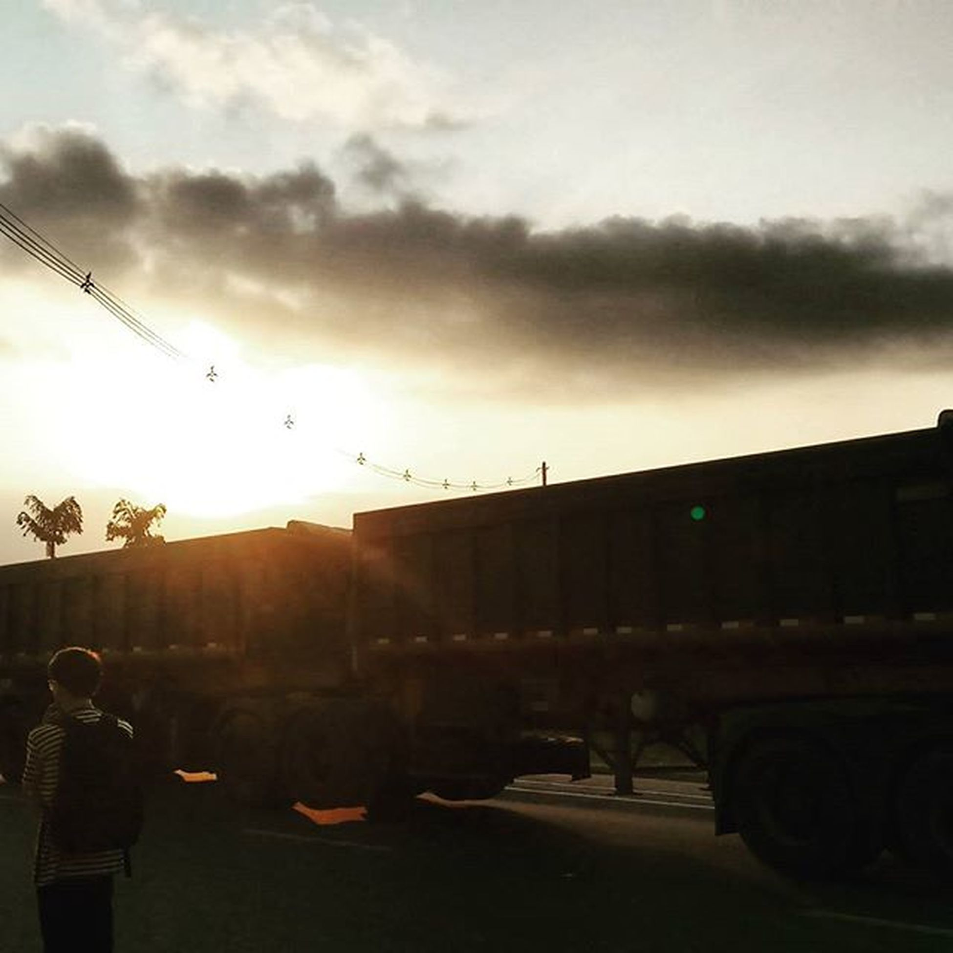 17h10 Instaphoto Instatruck Truck Caminhão Cargapesada Praiagrande Photo Brasil Brazil