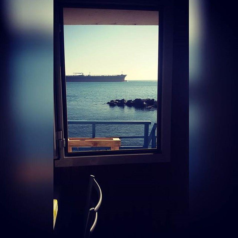 Vista Mare Sea Ristorante Lavoro Happyness Petroliera Genova Pegli 💖💜🌸💖💜🌸✌✌