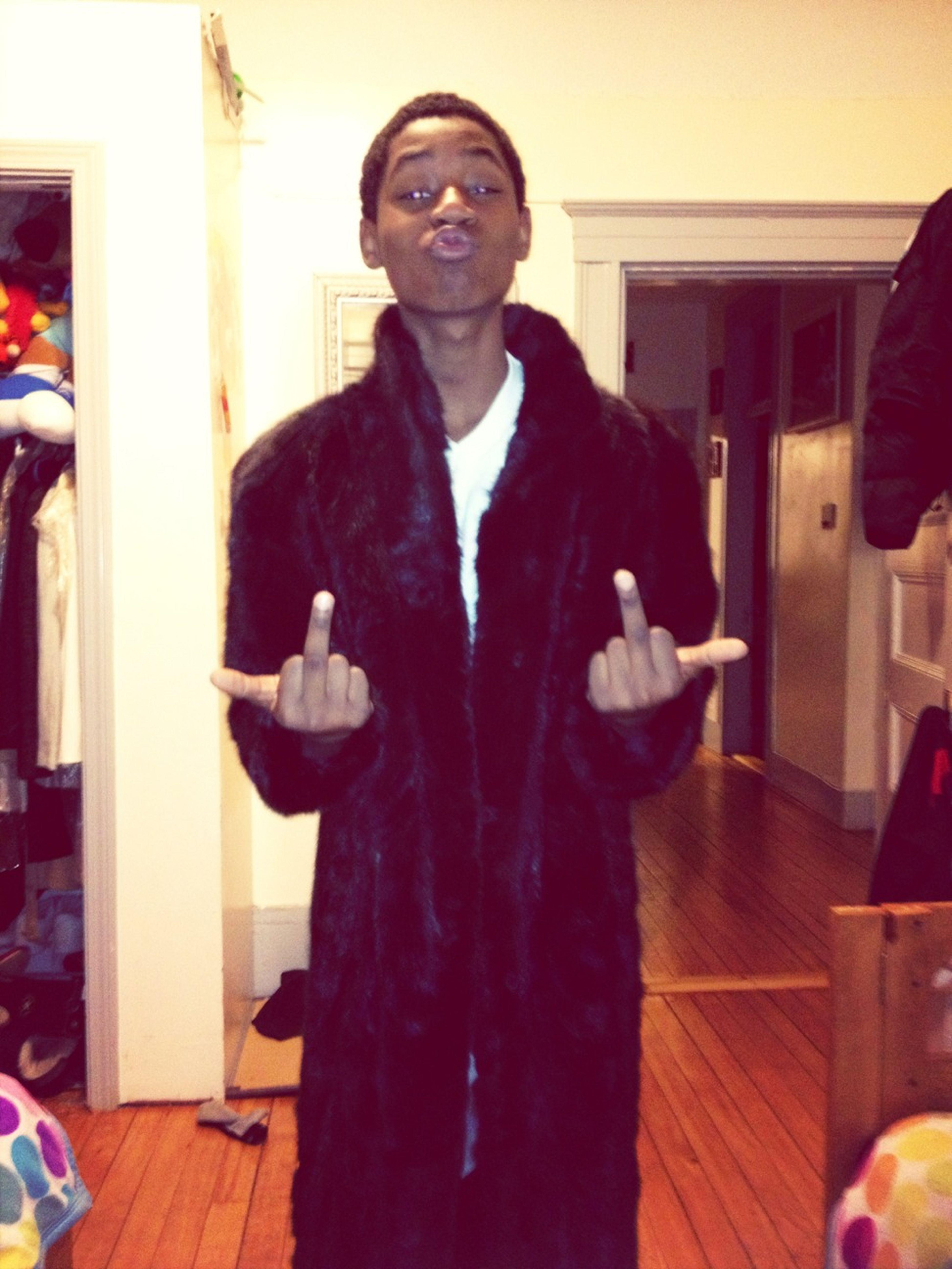 Got A Coat