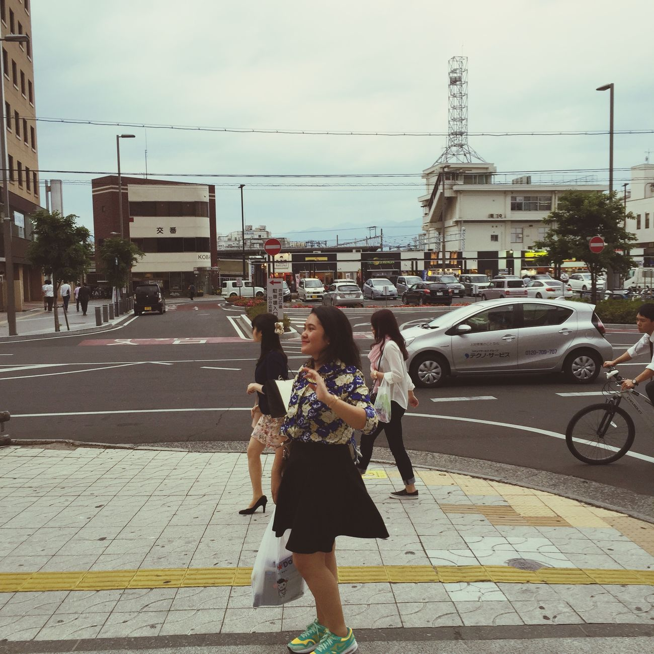 Hello World Swag Streetstyle Japan Holiday