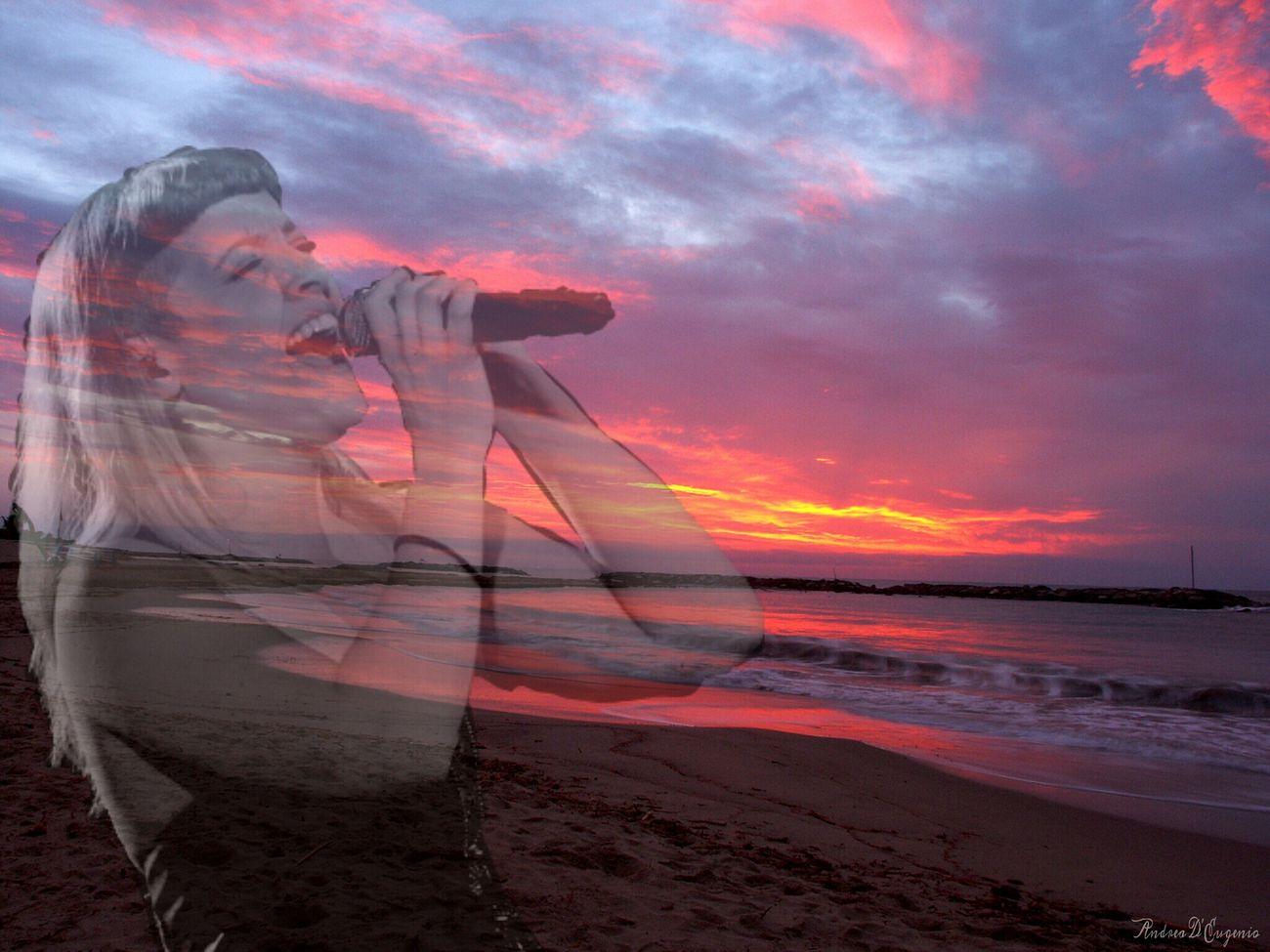 Noemi Leonessa Music Sunset Lirics My Idol The Best