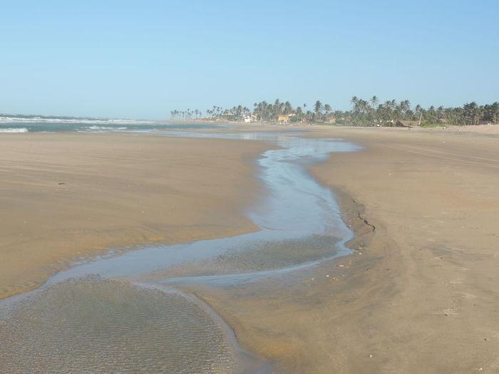 Amazing Beach Desert Landscape Nature No People Seaside Sky Tranquility