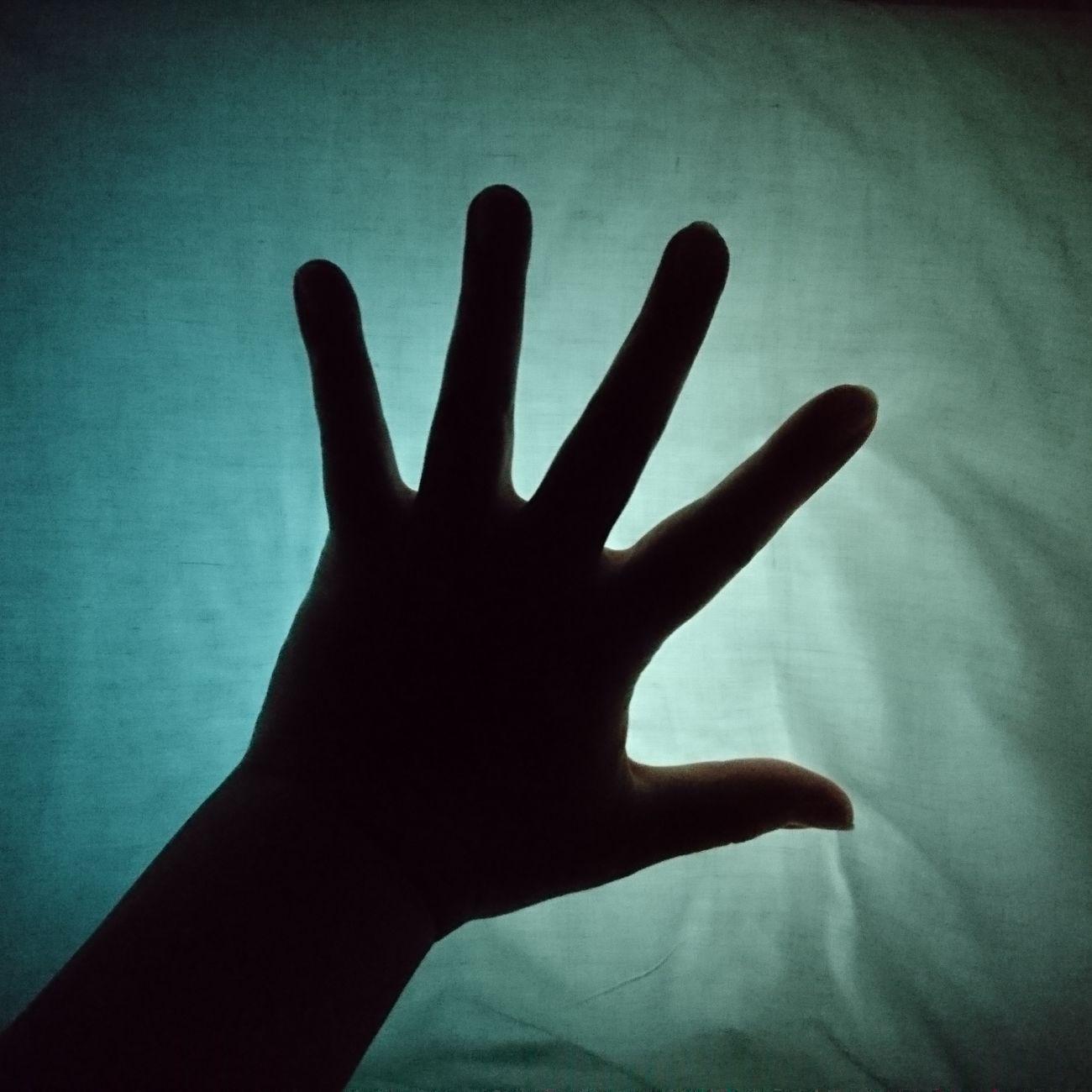 私の手 手 Hand My Hand  影 Shadow Shadows & Lights